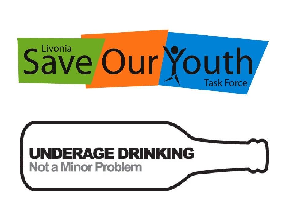 AGE 1ST USE OF ALCOHOL    <14 yo (vs. 21 yo) 4 ½ times more likely to develop a SUD 7 times more likely to be in MVA 12 ti...
