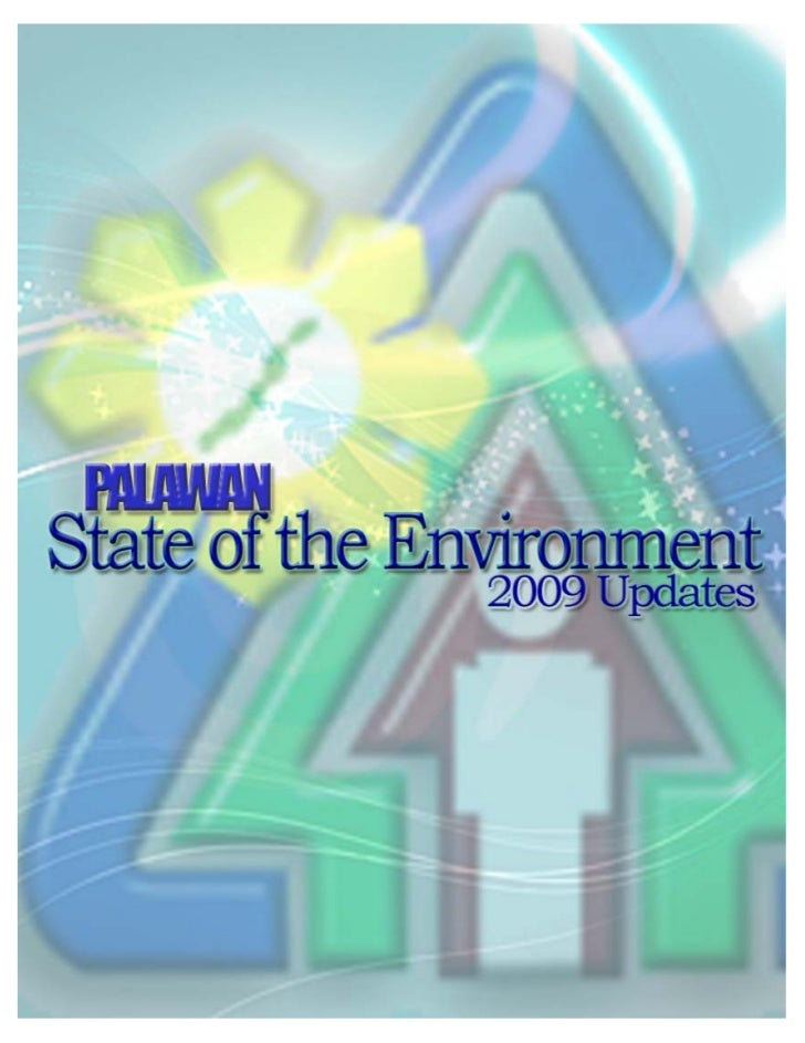 A report by thePALAWAN COUNCIL FOR SUSTAINABLE DEVELOPMENT andThe Palawan Council for Sustainable Development Staff (PCSDS...