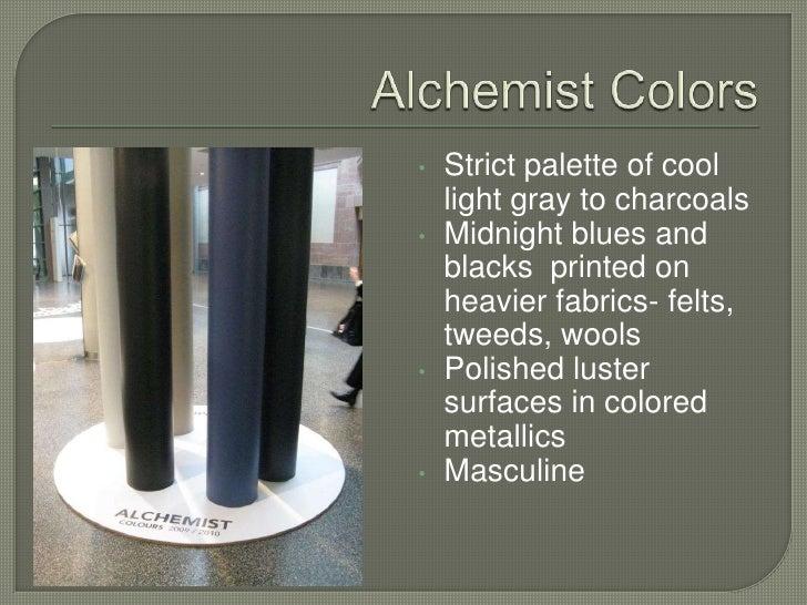 Alchemist<br />