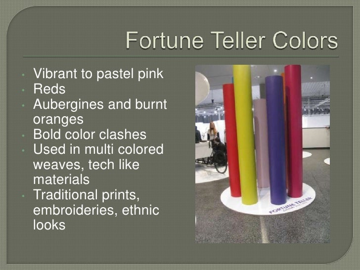 Enchanted Colors<br /><ul><li>Brights whitened and finished with sheen or lacquer