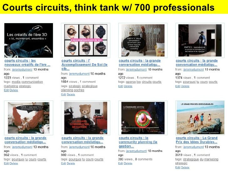 Courts circuits : think tank Courts circuits, think tank w/ 700 professionals