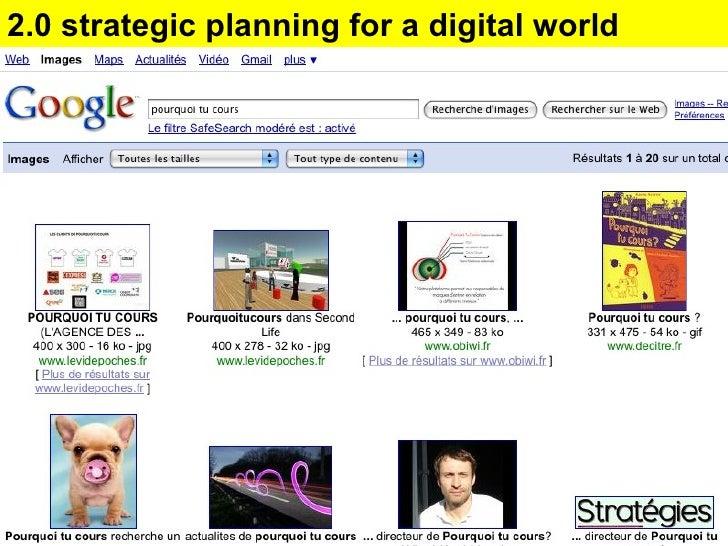 2.0 strategic planning for a digital world