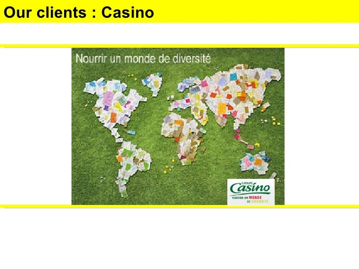 Our clients : Casino