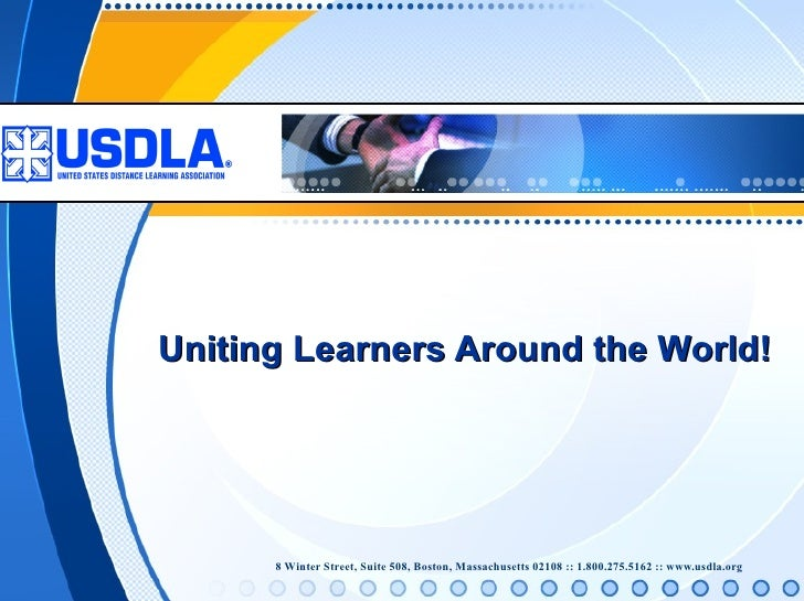 Uniting Learners Around the World!