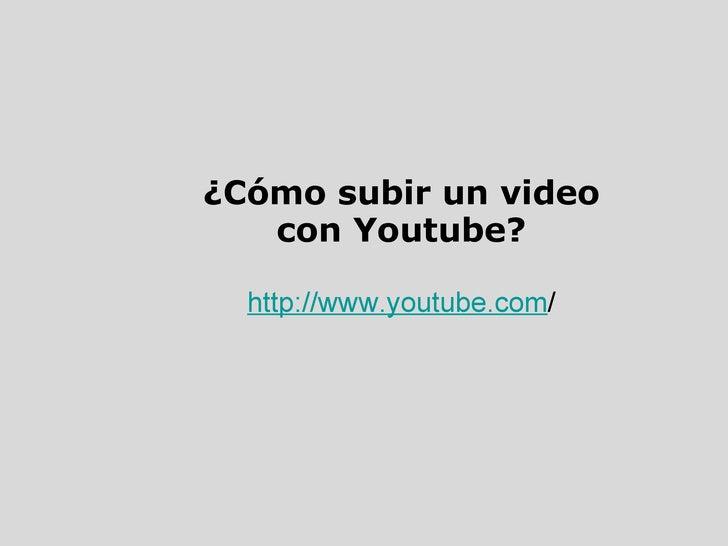 2009 Video (Clara) Slide 3
