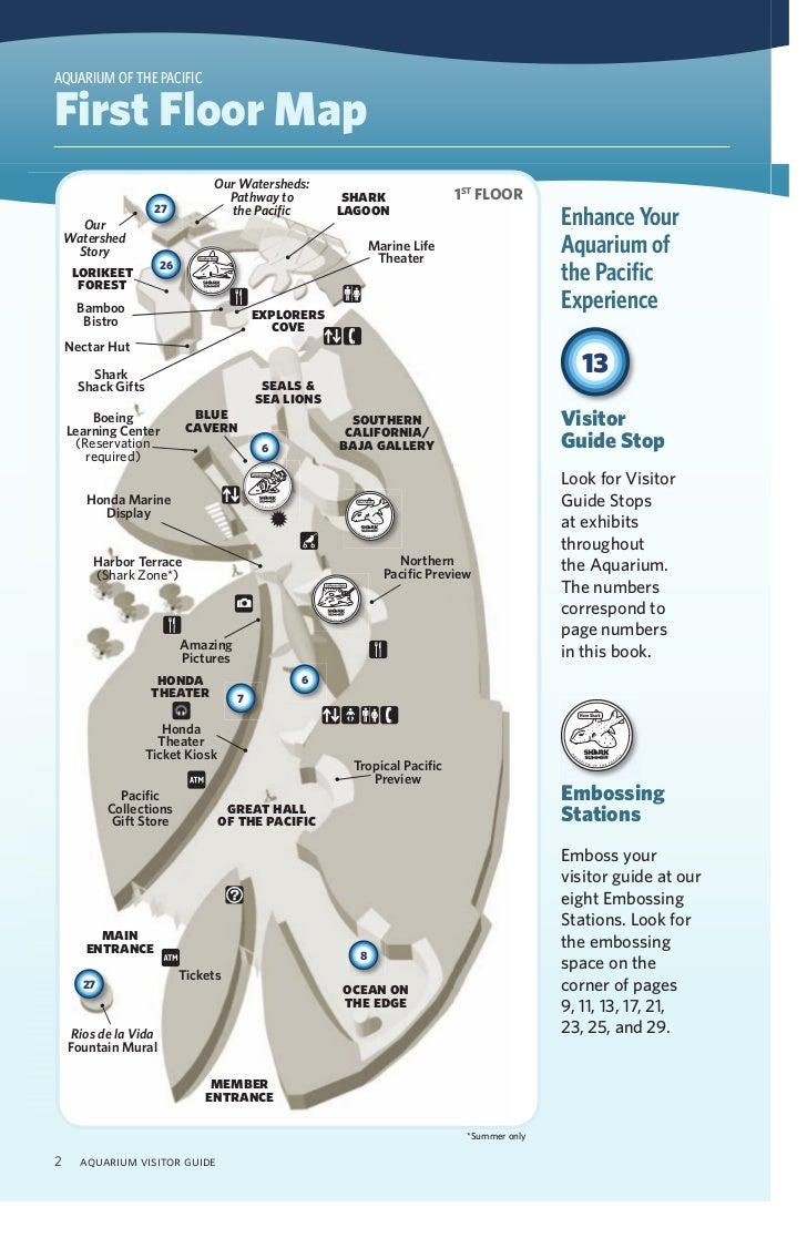 2009 Aquarium Of The Pacific Visitor Guide