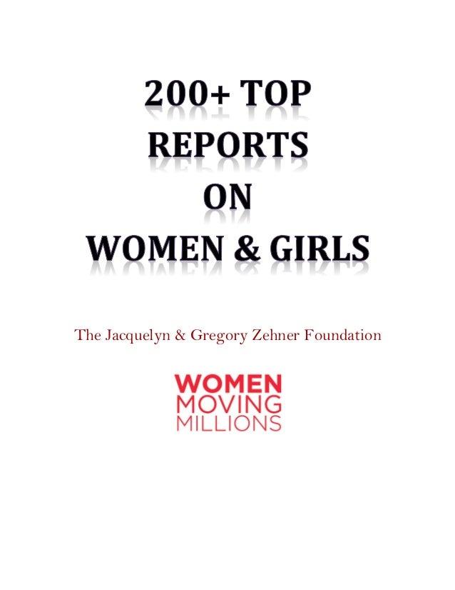 The Jacquelyn & Gregory Zehner Foundation