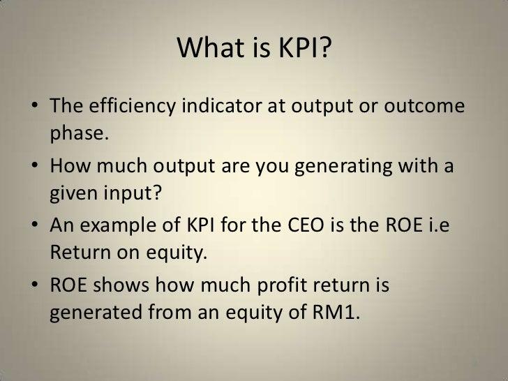 KPI CALCULATION  Slide 2
