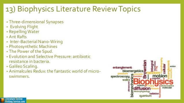Medical literature review services
