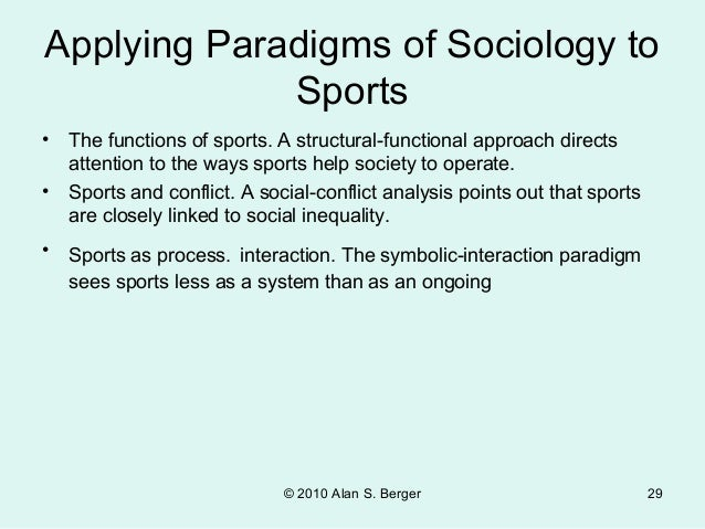 20102 Developing A Sociological Perspective And Imagination