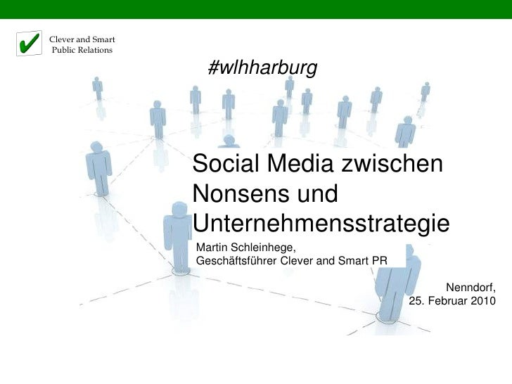 Clever and Smart             Public Relations                                      #wlhharburg                            ...