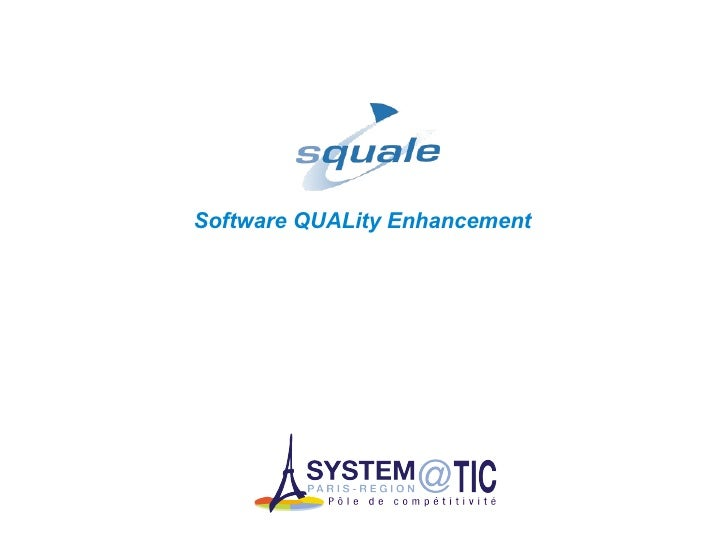 Software QUALity Enhancement