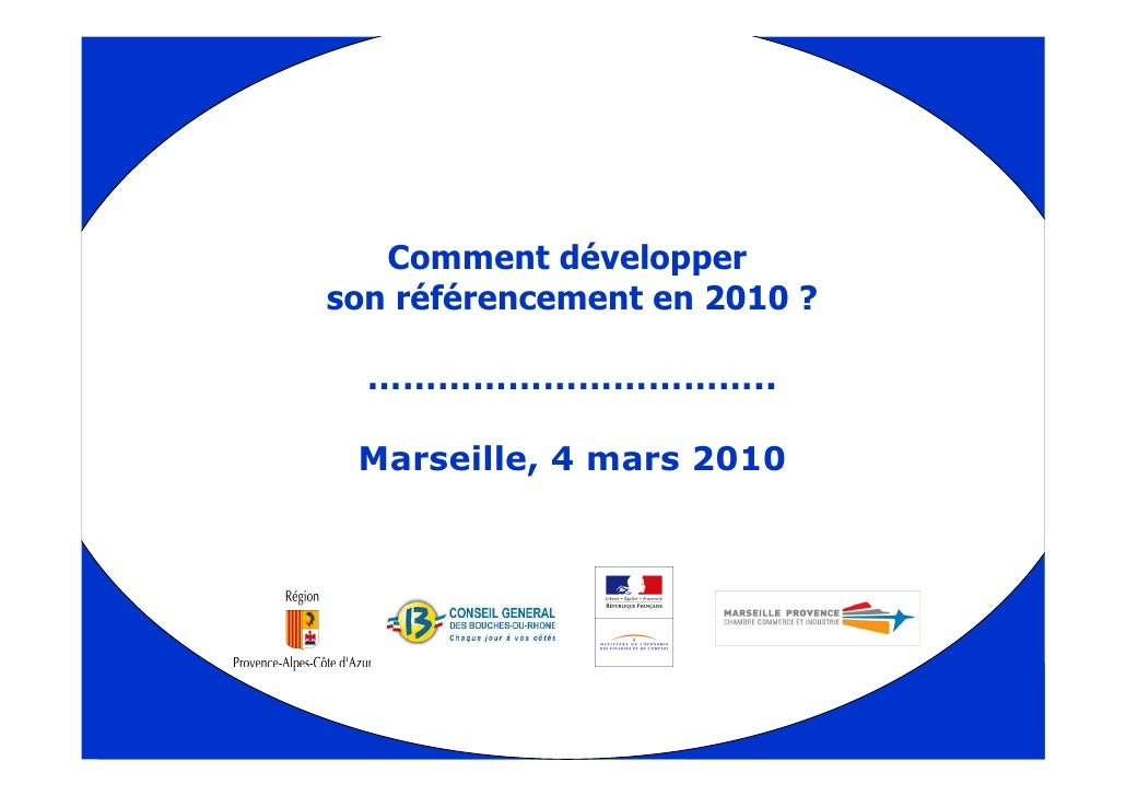 2010-03-04  comment développer son référencement en 2010 by competitic