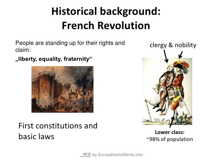 3rd Step: Secularity<br />BeginningofSecularization<br />Medieval world-view<br />Secularization<br />From 1700 A.D.<br />