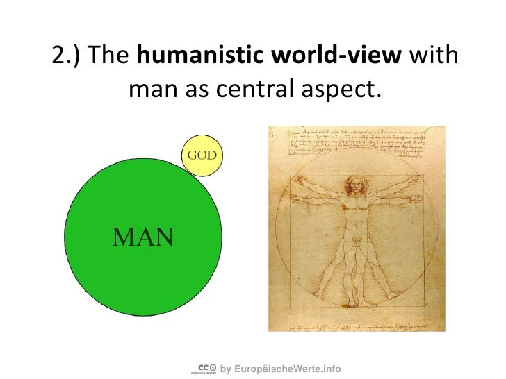 1.) The theocentricworld-viewwithgodascentralaspecttoexistence<br />