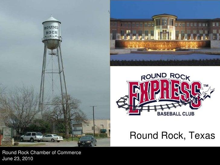 Round Rock, Texas<br />