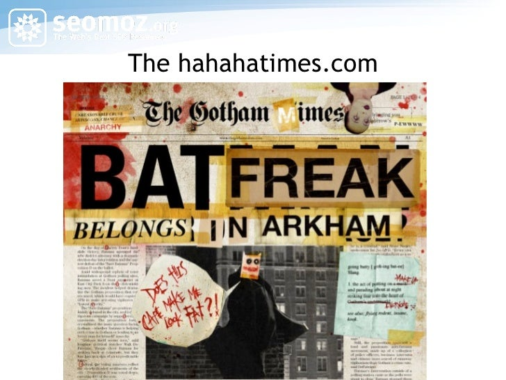 The hahahatimes.com