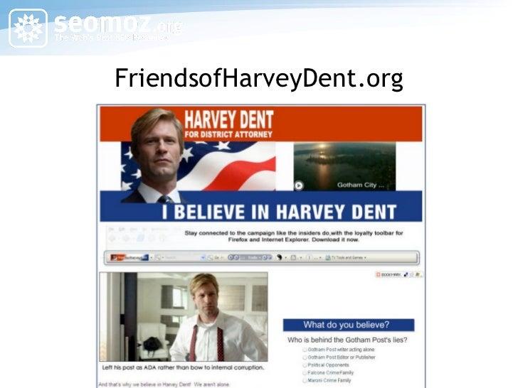 FriendsofHarveyDent.org