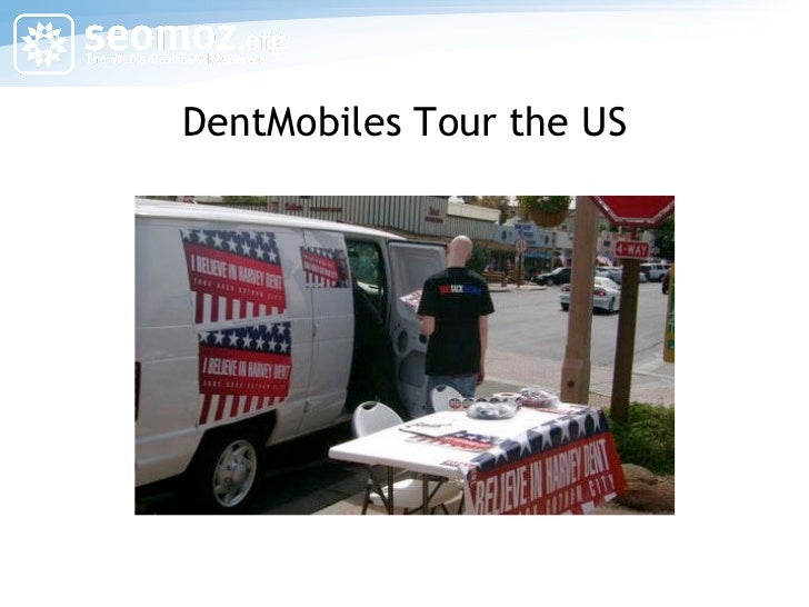 DentMobiles Tour the US