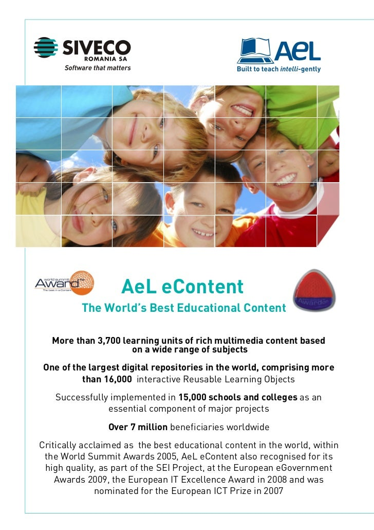 The World's Best Educational Content