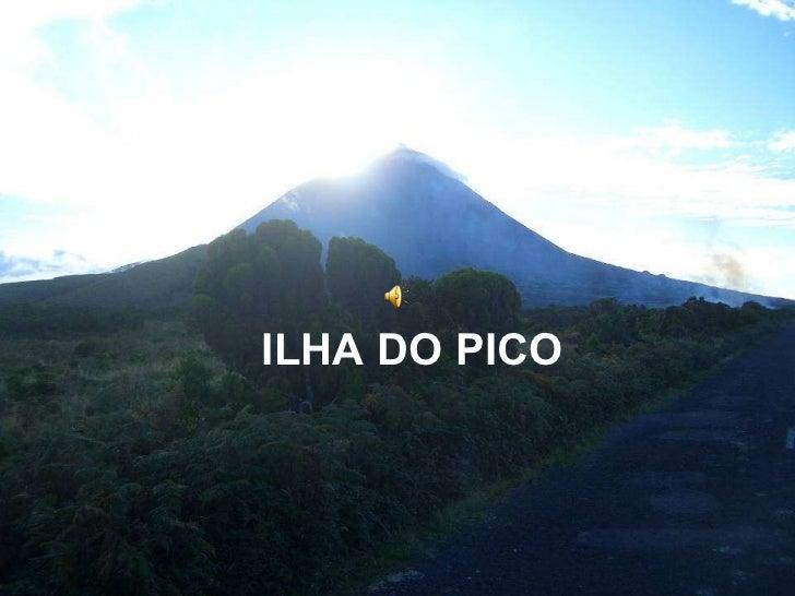 ILHA DO PICO