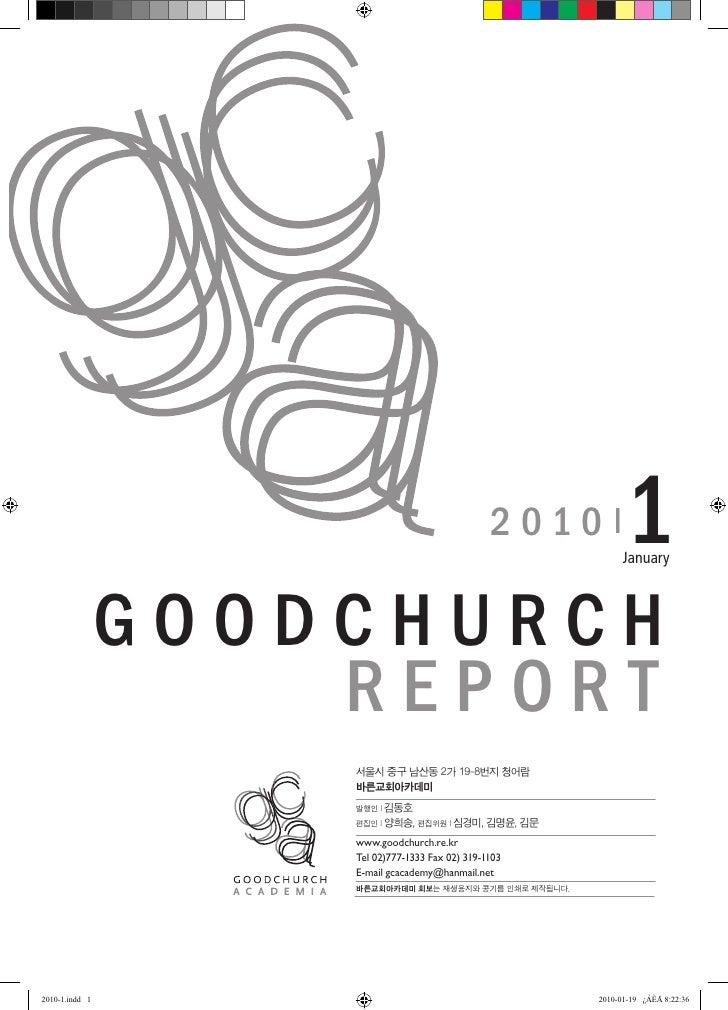 2010         1                                                               January                     GOODCHURCH       ...