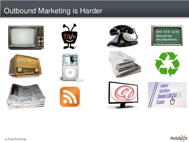 Outbound Marketing is Harder                                 800-555-1234                                Annoying         ...