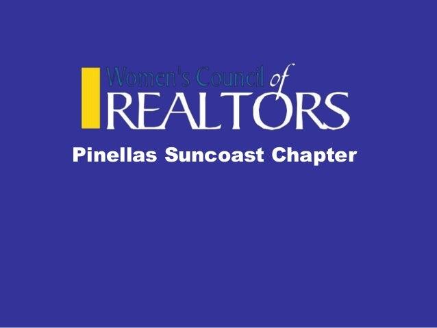 Pinellas Suncoast Chapter