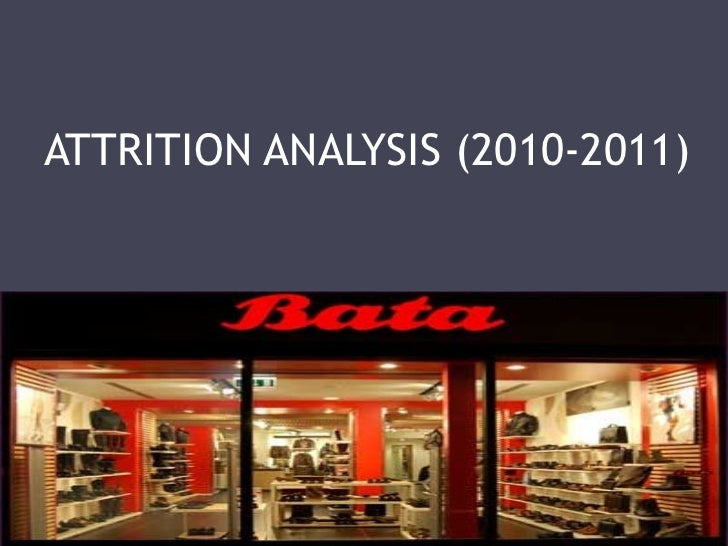 ATTRITION ANALYSIS (2010-2011)