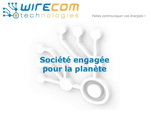 Société engagée pour la planète