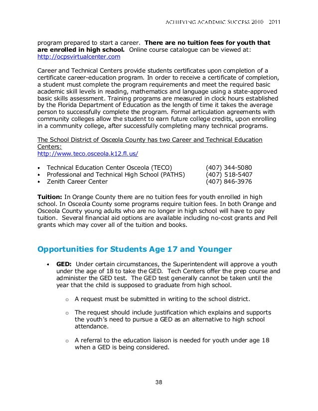 Education Manual for Youth in Out of Home Care