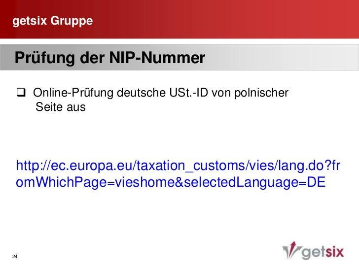 """getsix Gruppe<br />16<br /> Pflichtangaben auf der Rechnung<br />  1.    Bezeichnung""""Faktura VAT""""<br />  2.    Name und An..."""