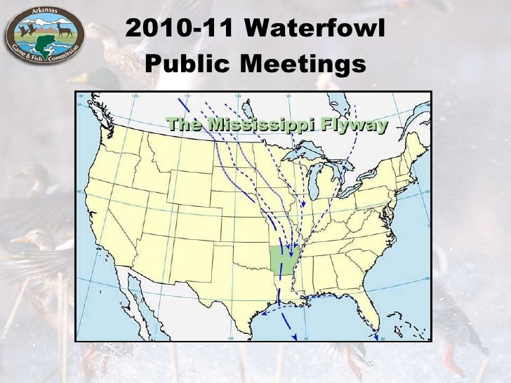 2010-11 Waterfowl Public Meetings