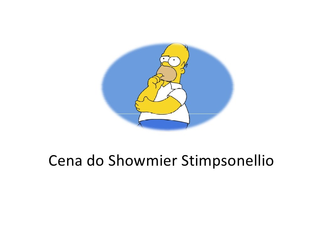 Cena do Showmier Stimpsonellio