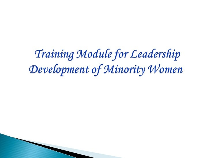    The Government had launched a Leadership Development    Scheme in 2007-08 with an aim to bolster the confidence    of ...