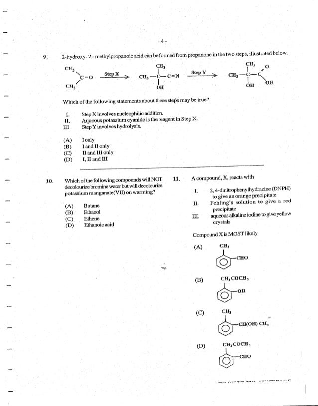 cape chemistry system 1 essay