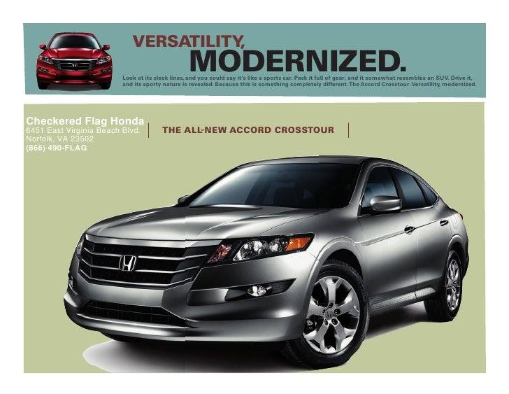 2010 Honda Accord Crosstour Virginia Beach