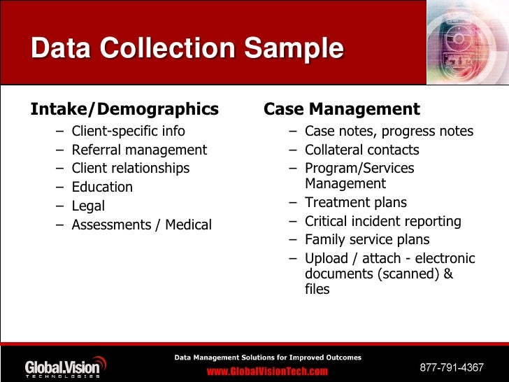 FAMCare Web-Based Human Services Case Management