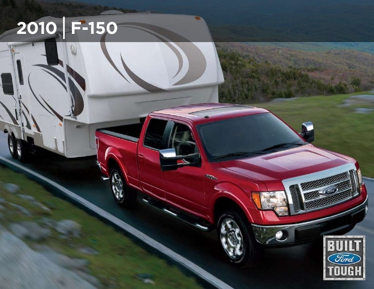 Capital Ford Raleigh >> 2010 Ford F 150 Truck Brochure