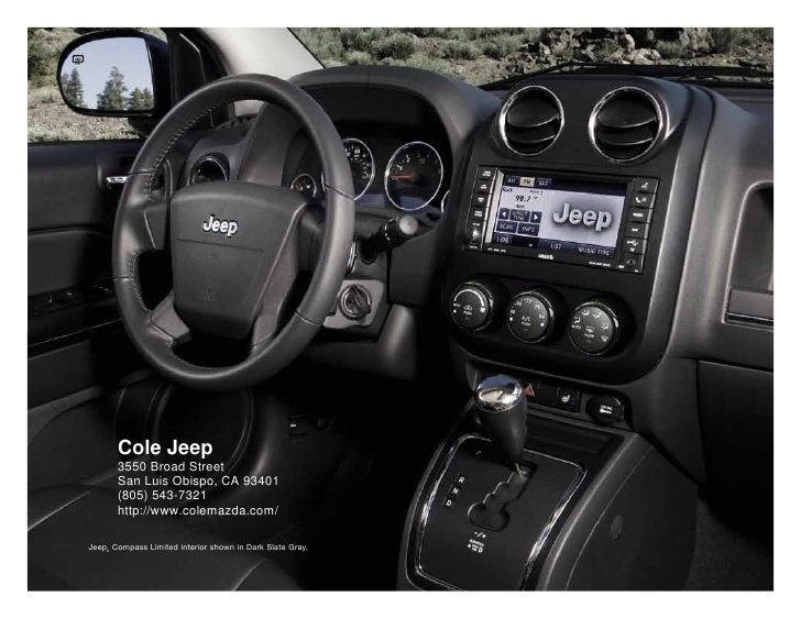2010 jeep compass cole jeep san luis obispo ca