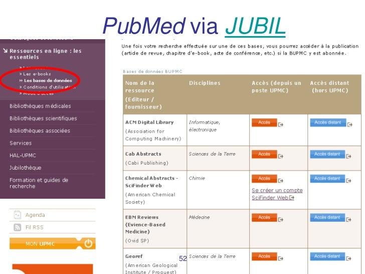 PubMed via JUBILMaster RIM         52