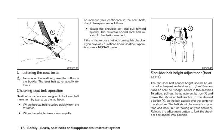 2010 maxima owner s manual rh slideshare net repair manual for 2010 nissan sentra Nissan Rogue Manual