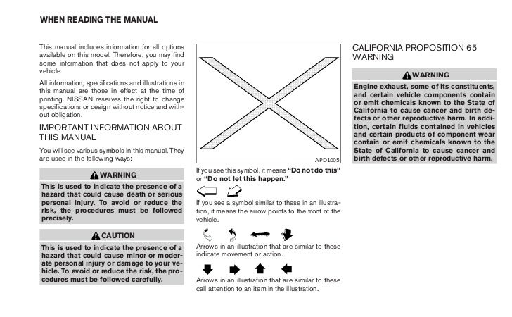 2010 maxima owner s manual rh slideshare net 2009 Maxima 2010 maxima service manual