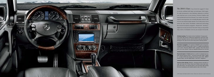 2010 Mercedes-Benz G-Class Hampton