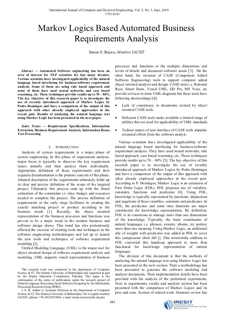 International Journal of Computer and Electrical Engineering, Vol. 2, No. 3, June, 2010                                   ...