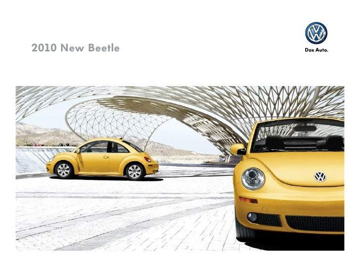 marketing strategy new beetle Volkswagen new beetle, marketing case study new beetle  vw began relooking into its marketing strategy then in 1994 it hired a new advertising firm called.
