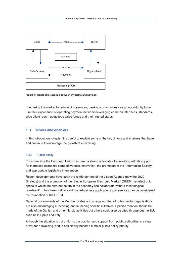 e invoicing european market guide