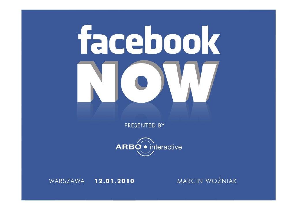 ARBOinteractive partnerem reklamowym        Facebook