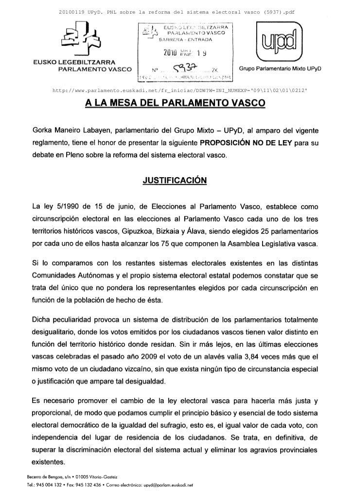 20100119 UPyD. PNL sobre la reforma del sistema electoral vasco (5937).pdfhttp://www.parlamento.euskadi.net/fr_iniciac/DDW...