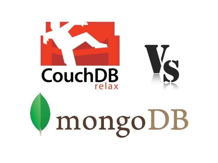couchdb vs mongodb